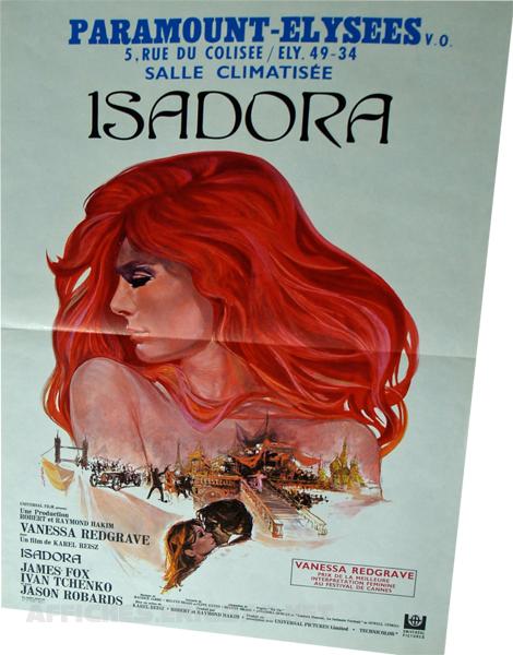 vanessa redgrave archives affiches de cin ma de la collection ericbad. Black Bedroom Furniture Sets. Home Design Ideas
