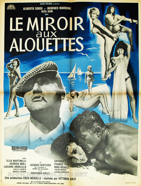 Le miroir aux alouettes affiches de cin ma de la for Miroir aux alouettes